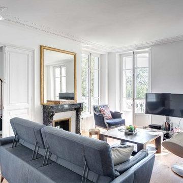 Rénovation totale maison - Sèvres