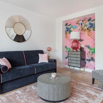 Rénovation un studio couture à Ville d'Avray