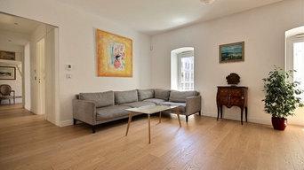 restructuration complète d'un appartement - Paris 7ème
