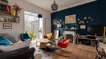 Restructuration d'une maison d'habitation