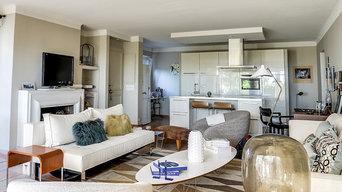 Restructuration et décoration d'un appartement de 120m2