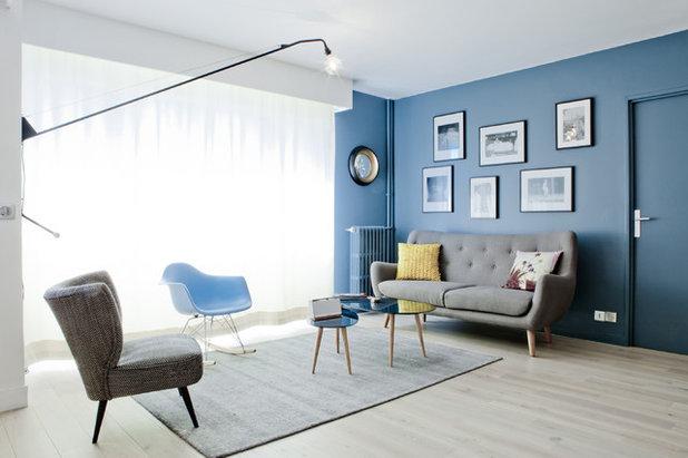 heizk rper streichen und bunt lackieren 11 tolle. Black Bedroom Furniture Sets. Home Design Ideas
