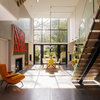 Hold Your Head High in a Double-Height Room