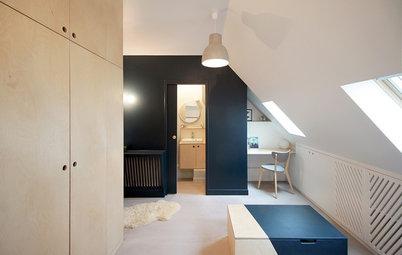Casas Houzz: Descubre la reforma de un ático de 15 m² en París
