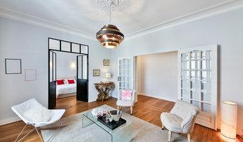 Salon Boudoir dans l'Ouest Parisien