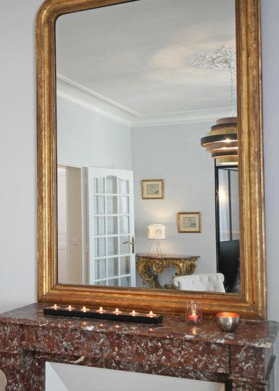 Contemporain Salon by Laurence Garrisson / La Décorruptible