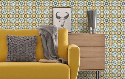 Esercizi di Styling: Trovare la Palette del Salotto in 7 Mosse
