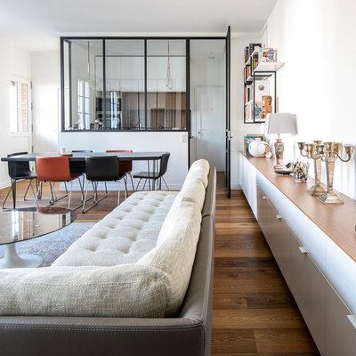 Contemporain Salon by Hedre