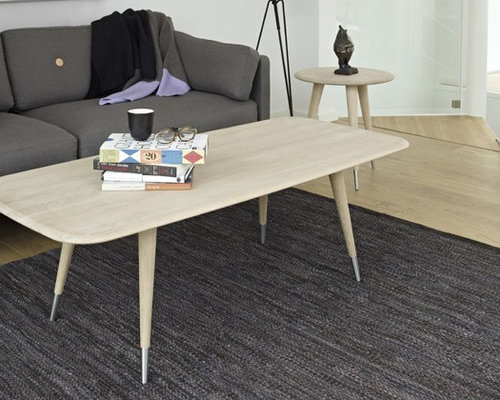 Naver mobilier scandinave - Coulisse table extensible ...