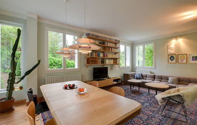 Visite Privée : Refonte totale et green d'une maison des fifties