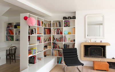 Cloisonner malin avec une bibliothèque