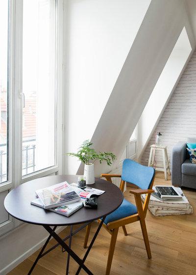 Contemporain Salon by Julien CLAPOT