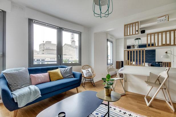 Scandinave Salon by Atelier Germain