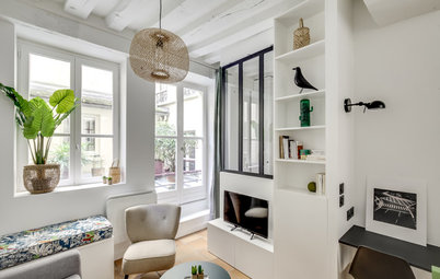 Houzz Tour: Paris Apartment Has a Touch of Country