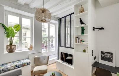 Avant/Après : Un air de campagne pour ce studio de 24 m² à Paris