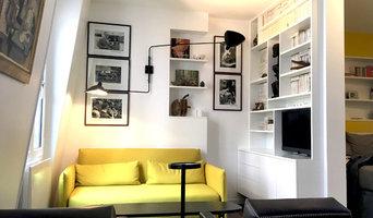 Studio parisien