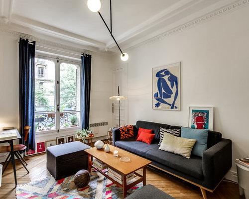 salon classique photos et id es d co de salons. Black Bedroom Furniture Sets. Home Design Ideas