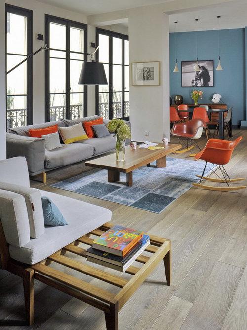 photos et id es d co de pi ces vivre clectiques france. Black Bedroom Furniture Sets. Home Design Ideas