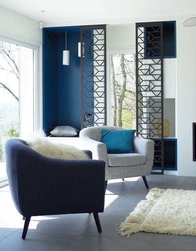 Contemporain Salon by Iris Design