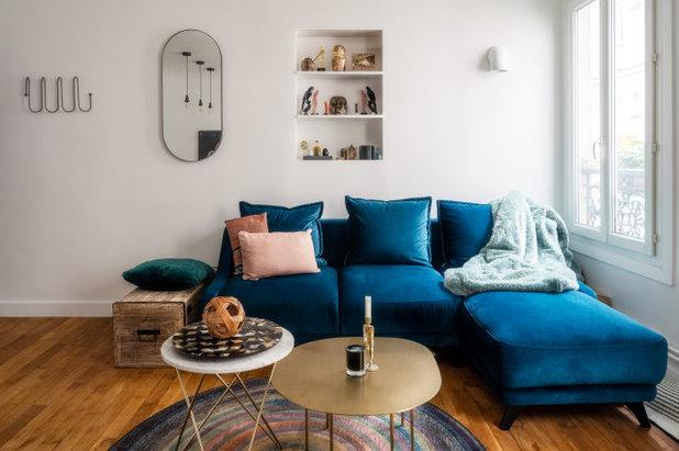 Contemporain Salon by HOCH Studio