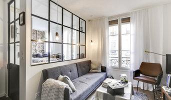Verrière - Rue des Goncourts - 75011 Paris