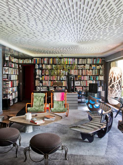 Luxury Plafond En Pente Home Design Ideas, Renovations & Photos