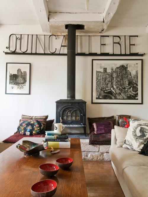 salon campagne photos et id es d co de salons. Black Bedroom Furniture Sets. Home Design Ideas