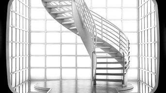Architecture interiors- Stairway to heaven