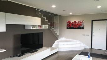 Arredamento per esterni ed interni in marmo
