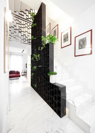 Contemporain Escalier by 23bassi | Studio di architettura