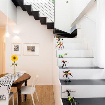 Casa S | creatività e riuso 100 mq
