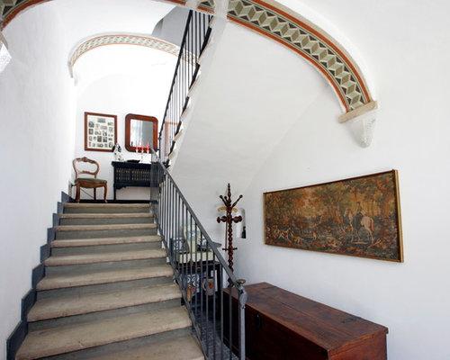 Foto e idee per scale scale in campagna for Arredare pianerottolo scale