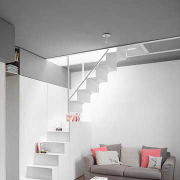 Cranes attic