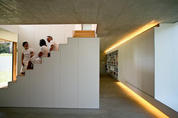 Modern Treppen by elanandez