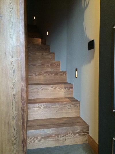 Rustikal Treppen by Design Alpino