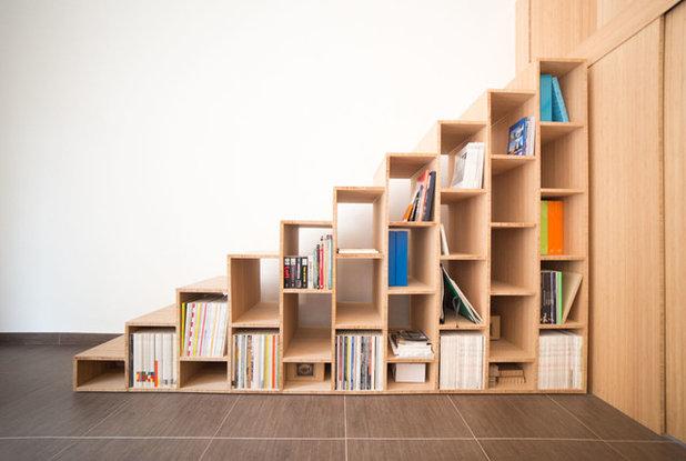 Moderne Escalier by RICOTTA Riccardo Architetto