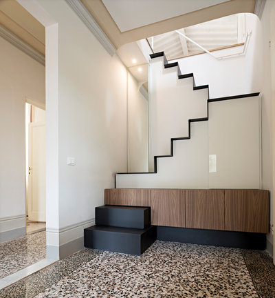 Contemporary Staircase by Beatrice Pierallini Architects