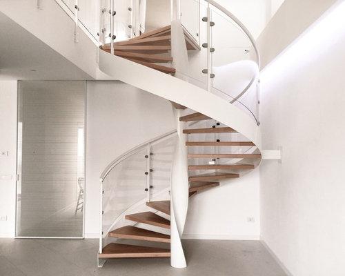 Foto e idee per scale scale moderne - Scale a chiocciola moderne ...