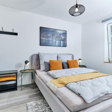 2 Zimmer Appartement in HH- möblierte Vermietung