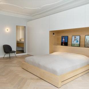 Modernes Schlafzimmer in München