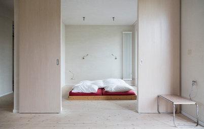 Radikal reduzierte Architektenwohnung in Berlin
