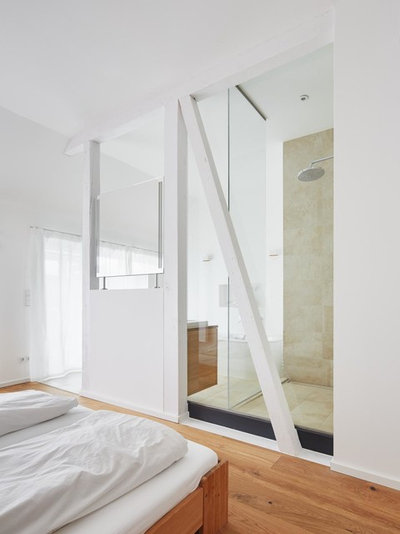 Modern Schlafzimmer by fluidlab architektur design