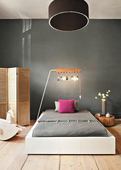 Modern Schlafzimmer By Büro Schramm Für Gestaltung GmbH