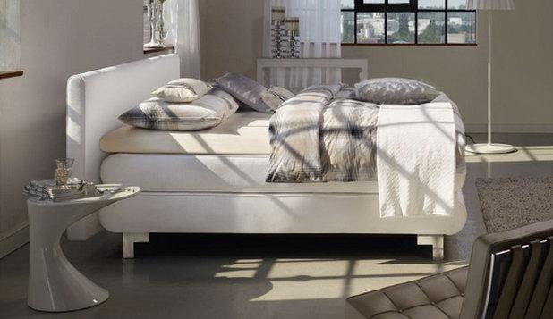 wie findet man den richtigen topper f rs boxspringbett. Black Bedroom Furniture Sets. Home Design Ideas