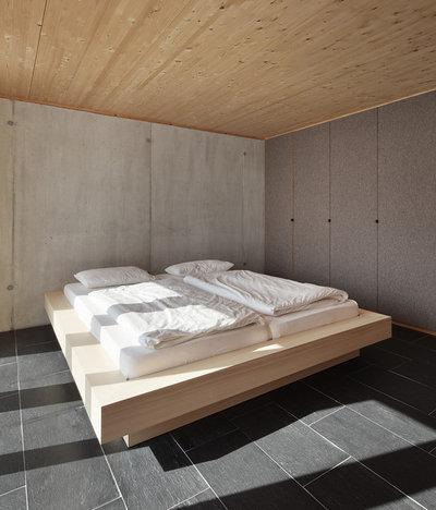 Moderno Camera da Letto by Yonder – Architektur und Design