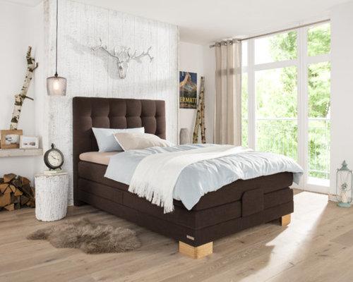 Camera da letto in montagna Dortmund - Foto e Idee per Arredare
