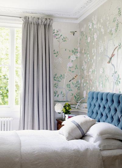 6 tipologie di tende che danno stile alla camera da letto - Tende da camera da letto ...