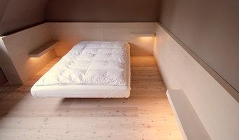 Dachgeschoss als Schlafbereich
