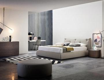 Design Polsterbett Modo 2016