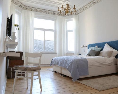 Camera da letto shabby-chic style Brema - Foto e Idee per Arredare